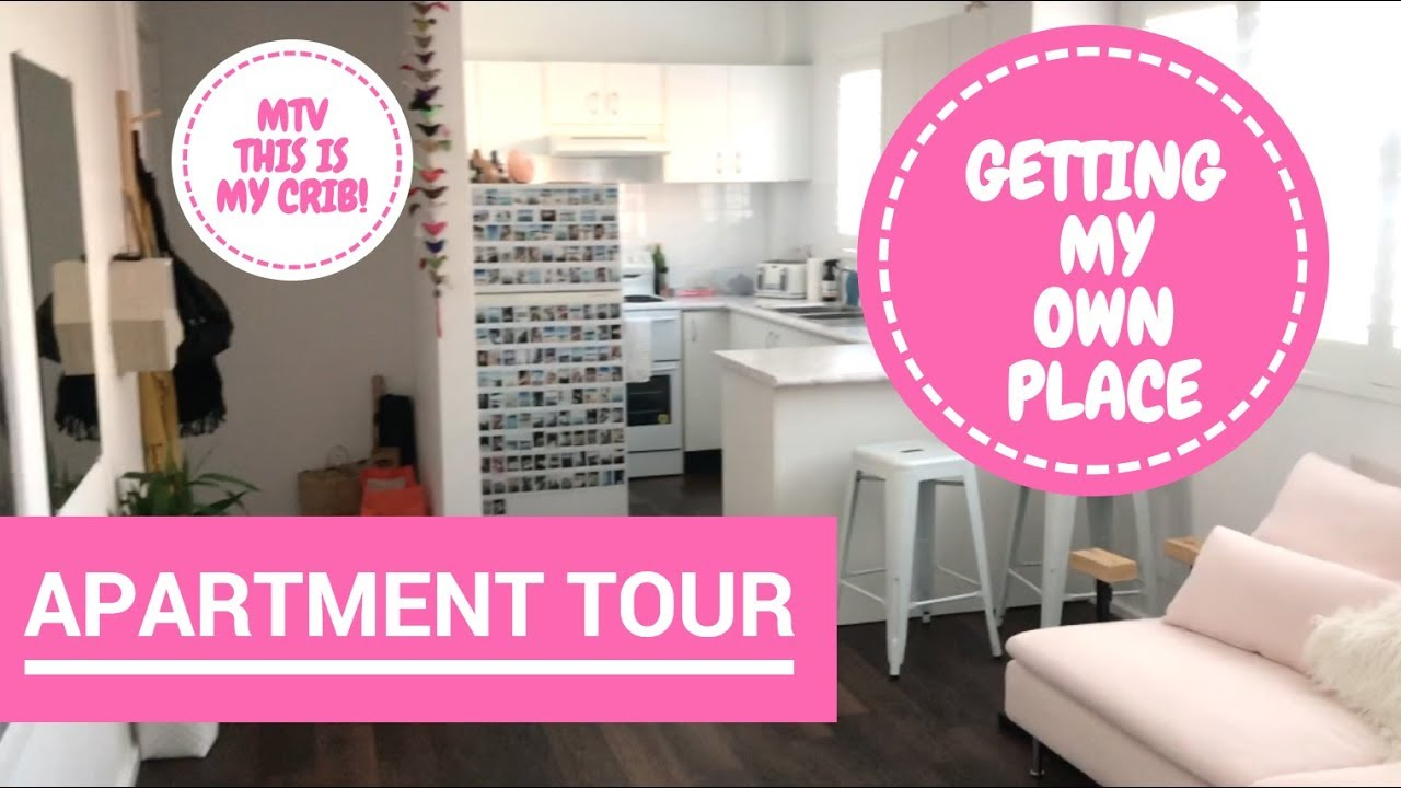 Apartment Tour Getting My Own Place