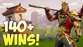 Fortnite LIVE: Road to 200 Wins [141/200] HUGE V-Bucks GIVEAWAY at 2,000 Subs!