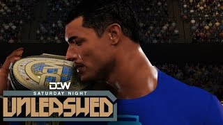 dcw saturday night unleashed ep5 when there s a will   wwe2k17 universe mode