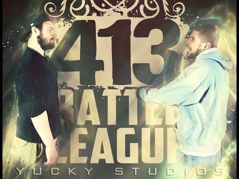 413 Battle League - Fullafekt (VT) vs Petey Mitch (MA) co-hosts Daylyt, Uno Lavoz & Lush One