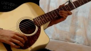 Como tocar Fuego - Juanes guitarra