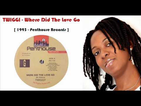 TWIGGI - Where Did The Love Go