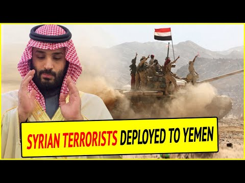 Syrian Terrorists transferred to Yemen to aid Saudi-led forces in Ma'rib Battle
