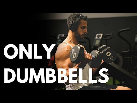 The ONLY Dumbbell Workout That You NEED (FULL BODY)