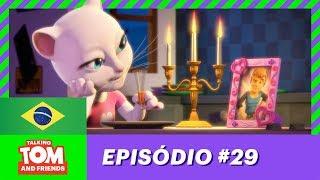 O Sonho de Toda Garota - Talking Tom and Friends (Temporada 1 Episódio 29)