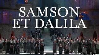 Samson et Dalila: Trailer