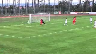 Kaan Kanak ( Eskişehirspor - L. Tiflis Hazırlık Maçı ) 3-1