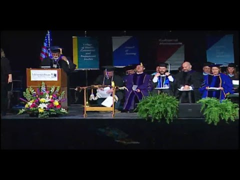 Metropolitan State Spring 2016 Commencement