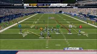 Madden NFL 25 - New York Giants vs. Pittsburgh Steelers Gameplay [HD]