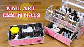 Nail Art Kit Essentials!