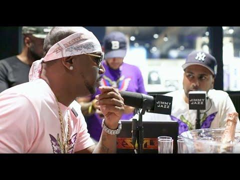 b111c35119dd Jimmy Jazz - Cam ron Interview (Reebok Question Mid) Fleebok 4 - YouTube