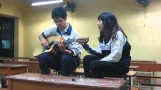 (Phạm Toàn Thắng) Vẽ - Acoustic Cover by Tâm Vừng ft Thành Đinh