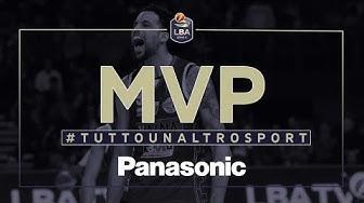 Austin Daye Panasonic MVP della Zurich Connect LBAF8