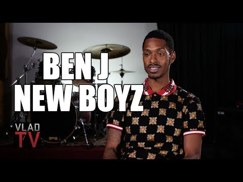 Ben J on Being Homeless, Pimping, Selling Weed After New Boyz Broke Up (Part 4)