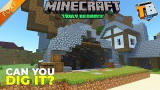 New Shop & Underwater Builds | Truly Bedrock Season 1 [110] | Minecraft Bedrock Edition 1.14 SMP