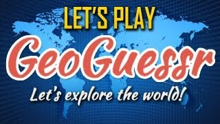 Let's Play GeoGuessr #1 with Vikkstar123 Free HD Video