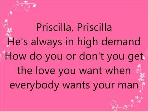 Priscilla Miranda Lambert Lyrics HQ *NEW*