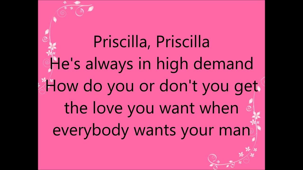 Priscilla Miranda Lambert Lyrics Hq New Youtube