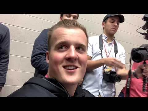 Cal LB Evan Weaver Interview At 2020 NFL Combine - Expects Better Golden Bears Next Season