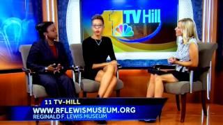 Amy Sherald: TV Hill - WBAL