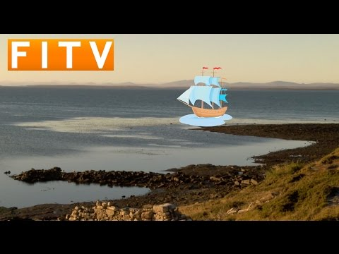 The Origins of the Falkland Islands