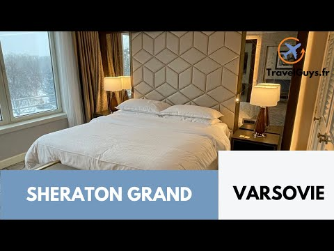 Sheraton Grand Varsovie - Deluxe Suite