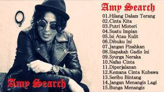 Amy Search - Full Album - Lagu Lawas Nostalgia - Lagu Malaysia Lama Terbaik Sepanjang Masa ღ♪☺