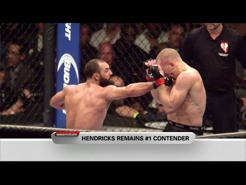 Fight News Now – Should GSP Fight Hendricks Again? Rampage Exclusive Interview, Glory 12 Preview