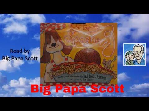 Read Aloud! On Top of Spaghetti by Paul Brett Johnson