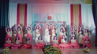 yahova na mora - prayer dance by tallaght mass center Syro malabar biblefest 2015