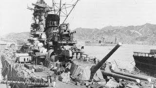 II WŚ. Tajemnice Pancernika Yamato