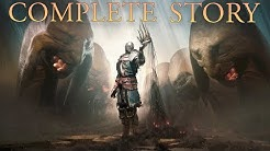 The Canonical Main Story of Dark Souls (FULL)
