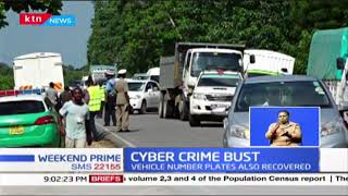 Cyber crime suspects nabbed in Ngara, DCI conducted raid on Friday