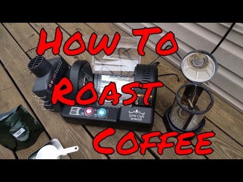 How to Home Roast Coffee gene cafe cbr-101, Home Roasting is Easy with the CBR-101