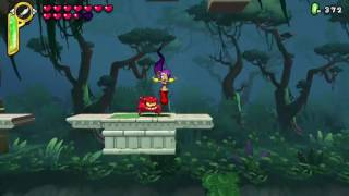 Shantae: Half-Genie Hero (Mermaid Falls: All Item locations)