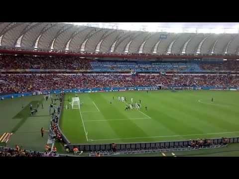 France vs Honduras - FIFA World Cup 2014