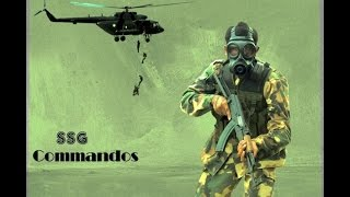 PAKISTANI SSG COMMANDOS TRAINING VIDEO AT CHERAT 2015