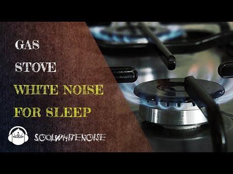 Gas Stove White Noise ❌ To Masking The Disturbing Noise