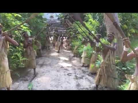Tafutuna Cultural Experience on Tanna island, Vanuatu