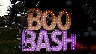 Harley's Birthday | Boo Bash Reel