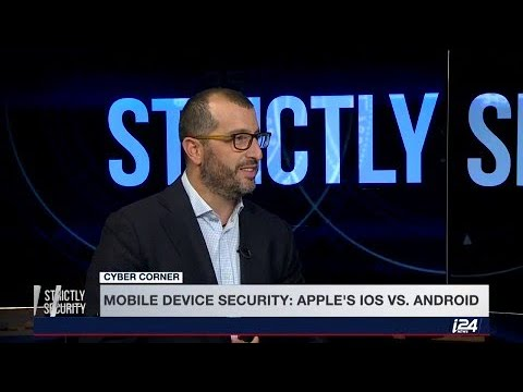 How secure are our cell phones from being hacked? Are iPhones more secure or Androids?