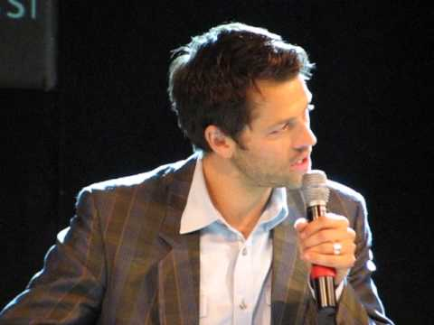 JIB4  Misha about bringing Meg back