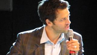 JIB4 - Misha about bringing Meg back