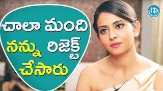 I faced many rejections - rakul preet singh || #dhruva || talking movies with idream