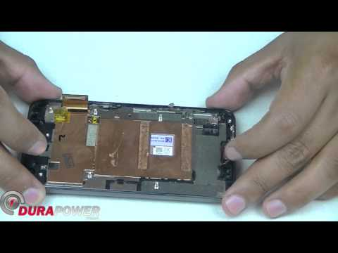How to Take apart the HTC HD7