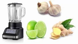 Trink diesen Saft und Reinige deine Arterien! Gesunde Nahrung zur Vorbeugung vor Gefäßablagerungen!