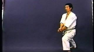 Heian Godan JKA - Sensei Osaka