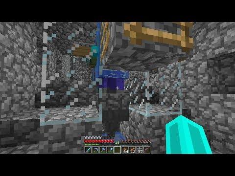 Minecraft Vodeno Preživljavanje - Epizoda 31 - Drowned Farma