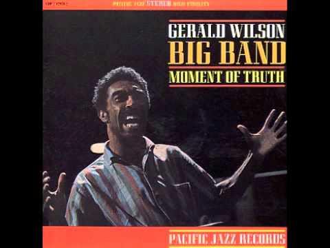 Gerald Wilson Big Band ft. Joe Pass - Viva Tirado