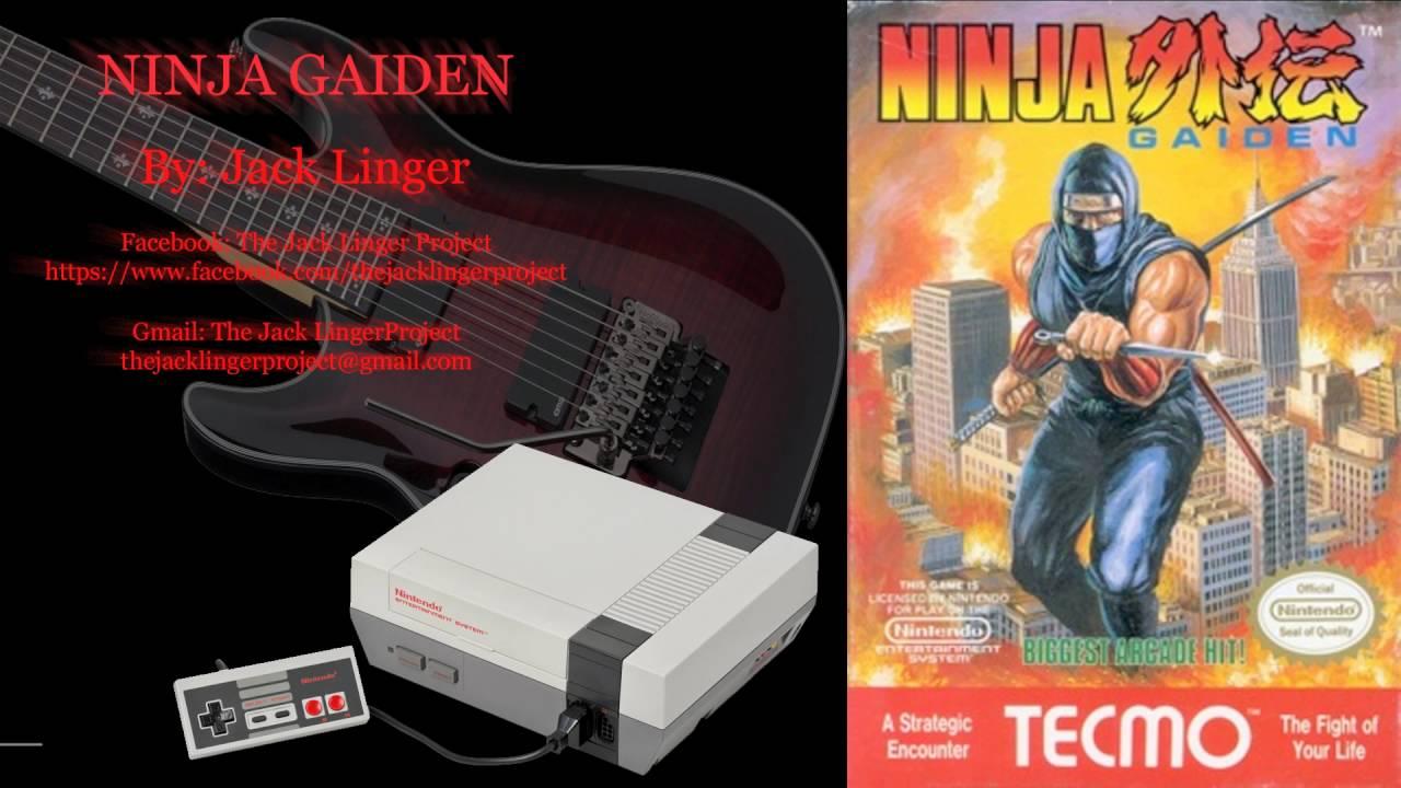 Gmail ninja theme - Ninja Gaiden Act 4 2 And Ending Theme Metal Cover